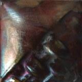 Raku Glaze, Oil Slick