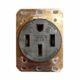 Receptacle 50 Amp 14-50 4W