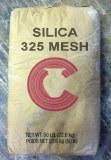 Silica, 325 mesh