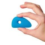 Silicone Rib 2, Blue