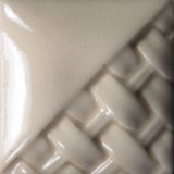 Stoneware Zinc-Free Clear Pint