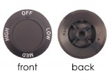 Switch Knob 3 Position