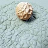 Texture Sphere, Crystals