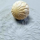 Texture Sphere, Seaweed