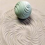 Texture Sphere, Swirls