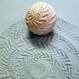 Texture Sphere, Zig-Zag