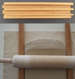 Thickness Strips, Set 3 Bamboo