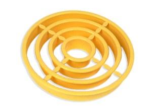 Tile Cutter Circle Plastic