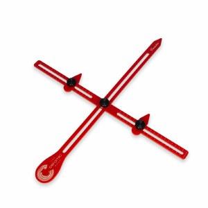 Tombo Stick Throwing Gauge
