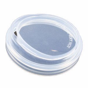 Travel Mug Lid 88mm Clear