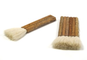"Wash Brush 1"", 4 heads"