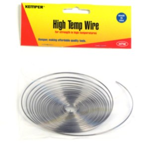 Wire High Temp 17g