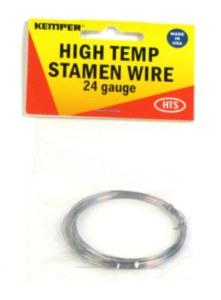 Wire High Temp 24g