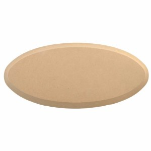 Wooden Oval Mold 7.5x16.5