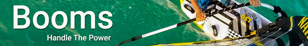 Get a grip with windsurfing booms from Silent Sports!