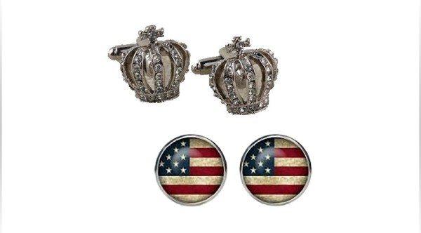 Cufflinks & Jewish Jewelry