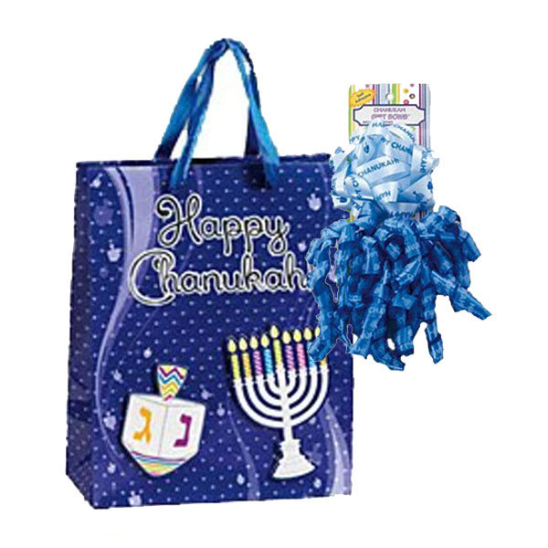 Chanukah Gift Wrap, Bags & More