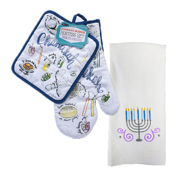 Chanukah Table Linens