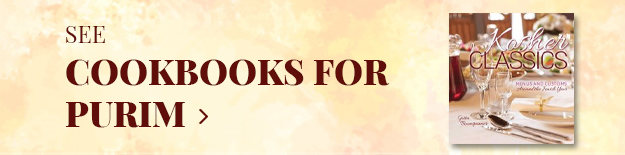 Cookbooks for Purim