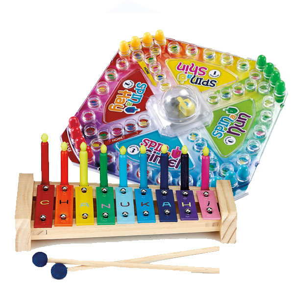 Chanukah Toys & Games