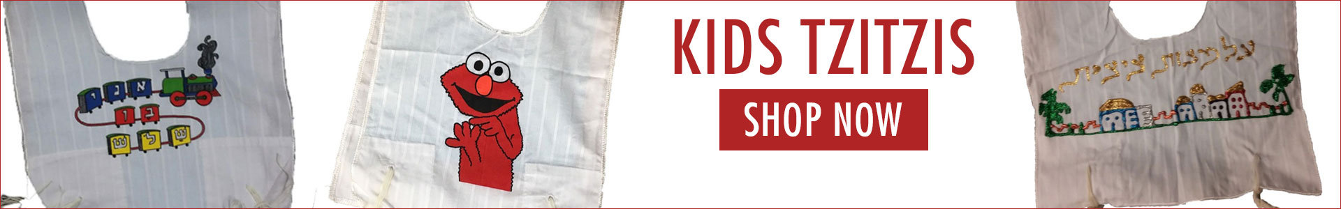 Shop Kids Tzitzis