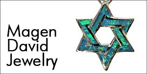 Magen David Jewelry