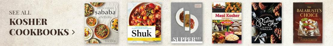 See All  Kosher Cookbooks