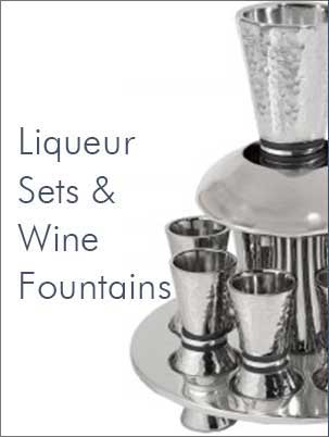 Liqueur Sets & Wine Fountains