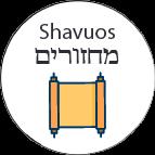 Shavuos Machzorim