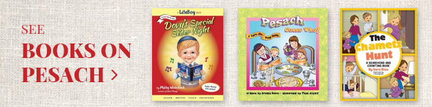Books on Pesach