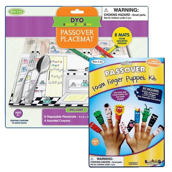 Passover Crafts & Activities