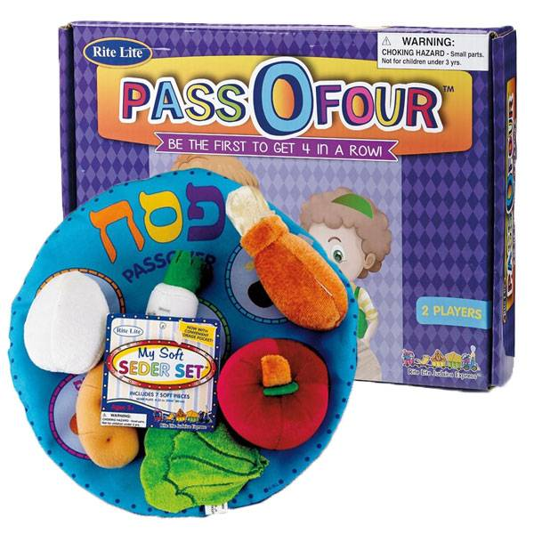 Passover Games & Puzzles