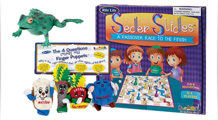 Pesach Toys & Games