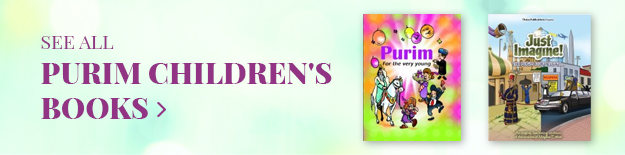 Purim Children's Books