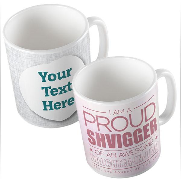 Jewish Themed Mugs