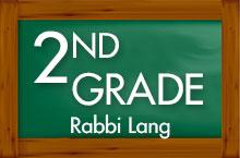 Yeshiva Ahavas Torah 2nd Grade