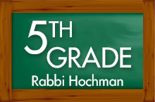 Yeshiva Ahavas Torah 5th Grade