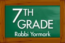 Yeshiva Ahavas Torah 7th Grade