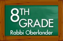 Yeshiva Ahavas Torah 8th Grade