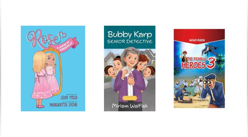 Shabbos Children's Books