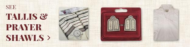 Tallis & Prayer Shawls