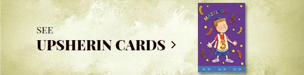 Upsherin Cards