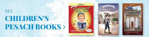 Children's Pesach Books