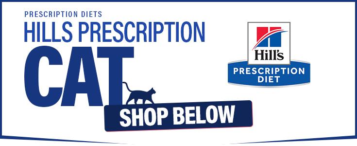 Hills Cat Prescription