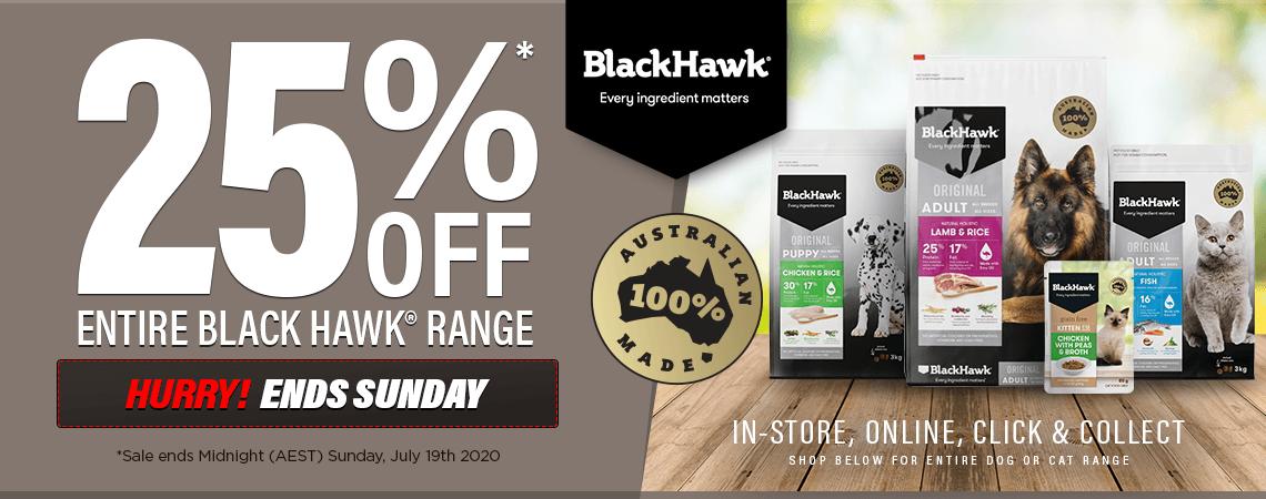 Black Hawk Sale