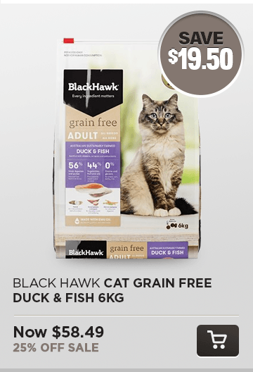 BH Cat Grain FRee Duck & Fish 6kg