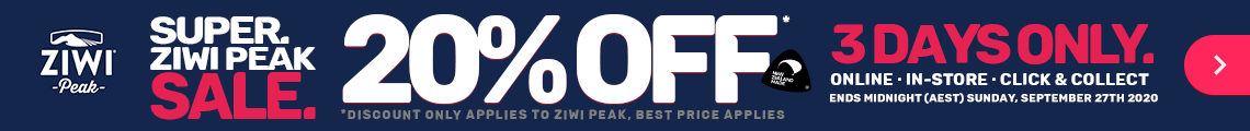 Sept ZiwiPeak Slim