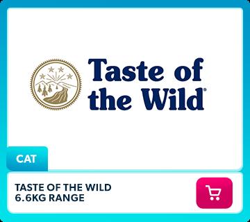 Taste Of The Wild Cat