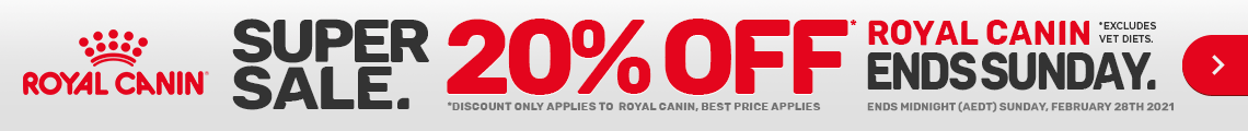 February Royal Canin