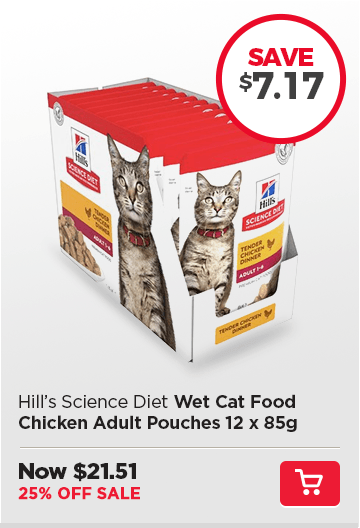 Hills Wet Cat Food Adult